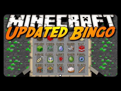 Minecraft: CREEEPEEEERRRR! (Updated Bingo by Lorgon111)