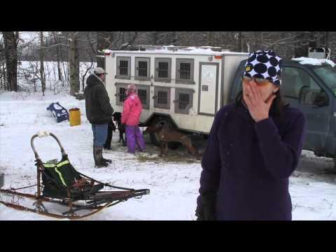 Burke Mountain Sled Dog Dash 2011