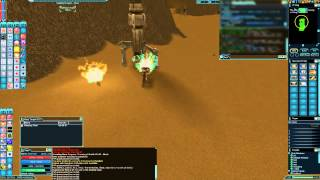 Anarchy Online - TL5 Tower War PVP