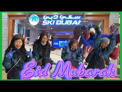 Eid Mubarak   Snow Daycation SKI DUBAI, Mall of Emirates