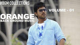 Orange BGM's l Volume 1 l Ram Charan l Harris Jayraj l