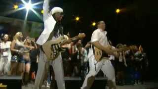 CHIC FEAT. NILE RODGERS - GOOD TIMES Live At EXIT R:EVOLUTION 2013