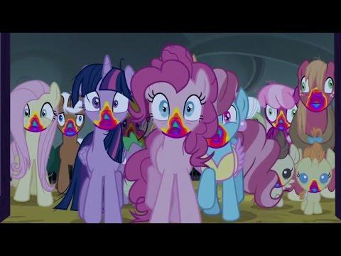 El Ataque de los Pony-Zombies || Una Broma de Más 06X15