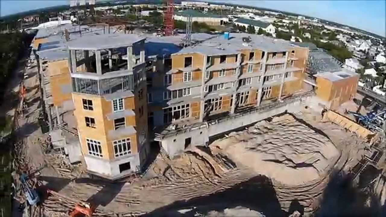 Henderson Beach Resort November 2017 Progress Video
