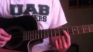 Bad Company- Feel Like Making Love Lesson (Intro & Chords)