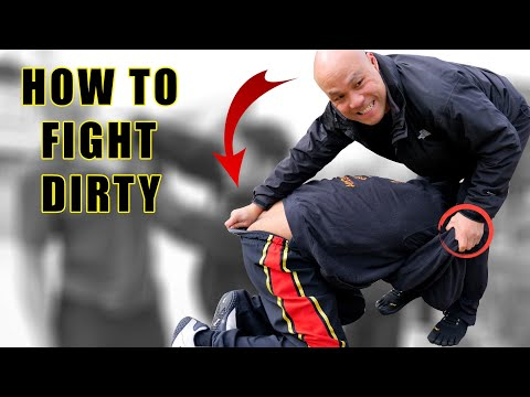 How to fight dirty in Street Fight tips and trick
