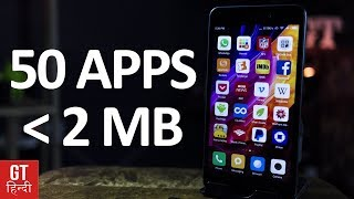 INSTALL MANY ANDROID Apps WITHOUT Using Internal Storage (Hindi- हिन्दी)