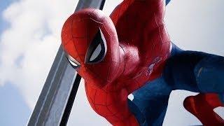 Marvel´s Spider Man Comic Con Trailer
