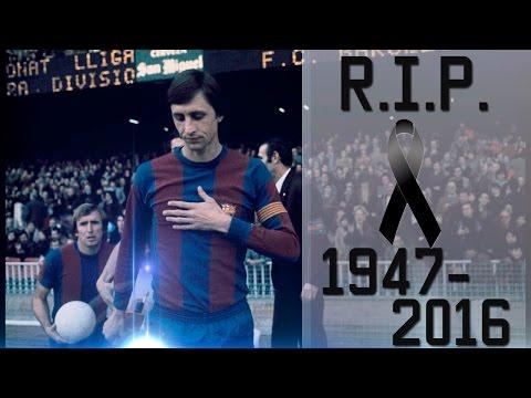 Johan Cruyff R.I.P. | Best moments