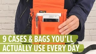 9 Cases and Bags You'll Actually Use Every Day