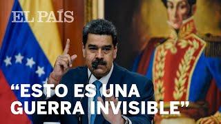 #VENEZUELA | Nicolás Maduro pide ayuda a