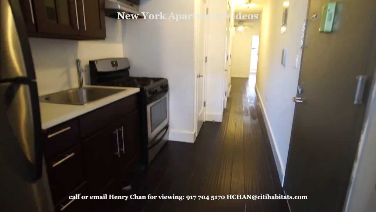 New york apartment videos hell 39 s kitchen 2 bedroom for Hell s kitchen nyc apartments