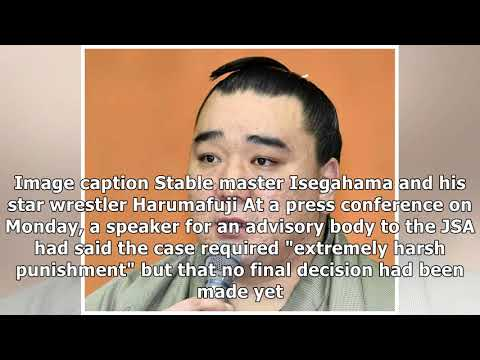Japan sumo star retires after 'assault'