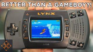 The Nintendo Gameboy VŠ The Atari Lynx: Retro Showdown