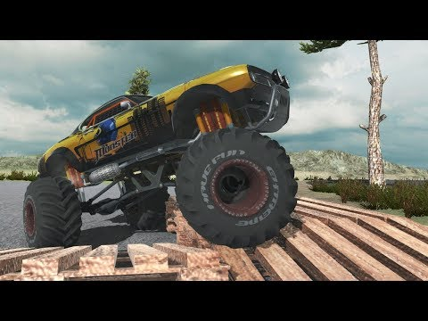 NWH Vehicle Physics for Unity - Monster Truck Development Demo