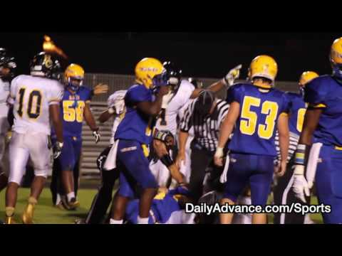 The Daily Advance sports highlights | High School Football | Hertford County at Edenton