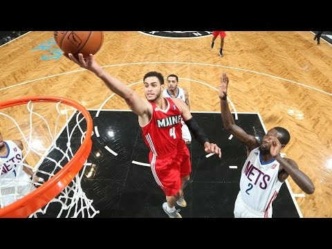 Abdel Nader Posts 32 Points, 10 Rebounds & 8 Assists, 1/6/2017