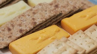 CARBONITE CHEESE AND CRACKERS - NERDY NUMMIES