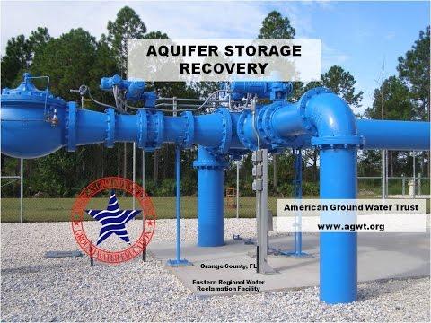 Aquifer Storage Recovery