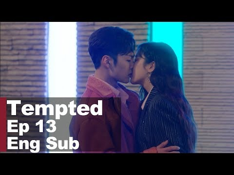 """Moon Ga Young Kisses Kim Min Jae.. """"This means nothing to me"""" [Tempted Ep 13]"""