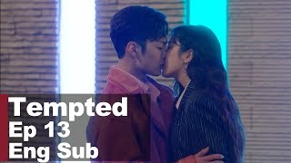 "Moon Ga Young Kisses Kim Min Jae.. ""This means nothing to me"" [Tempted Ep 13]"