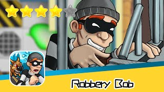 Robbery Bob Extras 07 Walkthrough Prison Bob Recommend index four stars