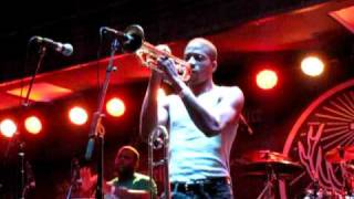 Trombone Shorty - Rockstar (Like Mike) @ Crawfish Fest 2009
