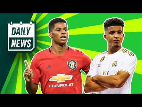 Man United stop Liverpool + Sancho to Real Madrid? ► Daily News