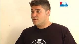 NICOLAS BARZOLA   PRESIDENTE DE ALPI   ACTIVIDADES