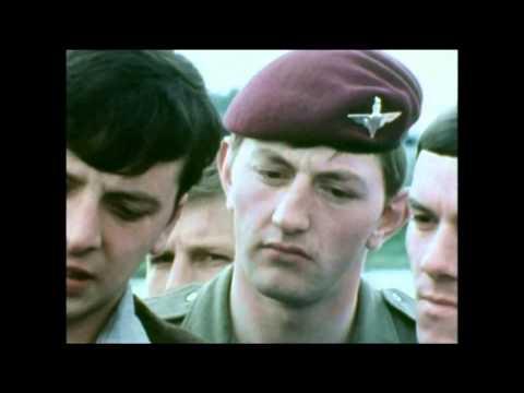 General John Frost tour of Arnhem around 1978