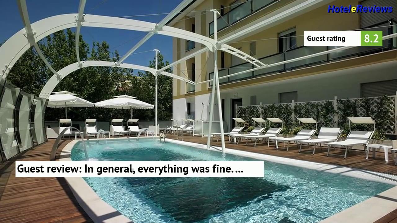 Hotel Boemia **** Hotel Review 2017 HD, Riccione, Italy - YouTube