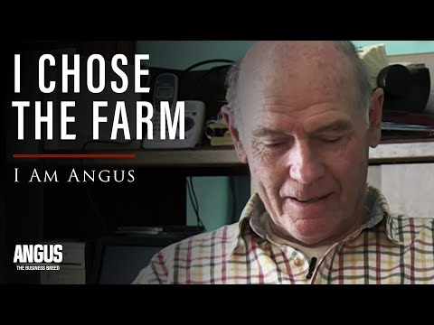 I Am Angus: Jim Bradford, Guthrie Center, Iowa