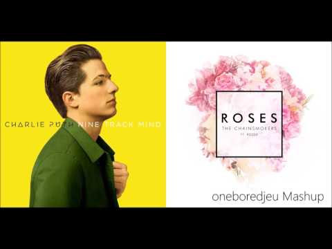 Talking Roses - Charlie Puth feat. Selena Gomez vs. The Chainsmokers feat. ROZES (Mashup)