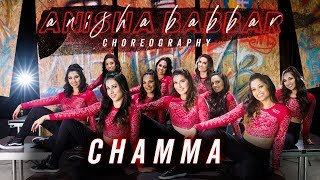 Chamma Chamma (Remix) | Anisha Babbar Choreography | One Take