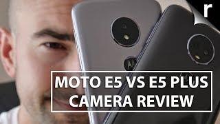 Motorola Moto E5 vs E5 Plus Camera | Review & Comparison