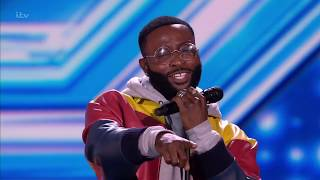 Gambar cover The X Factor UK 2018 J-Sol Six Chair Challenge Full Clip S15E11