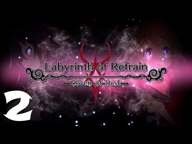 Labyrinth of Refrain: Coven of Dusk Walkthrough Gameplay Part 2 - No Commentary (PS4 PRO)