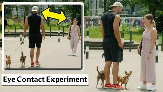 SHY GIRL Picking Up HOT GUYS (Social Experiment)