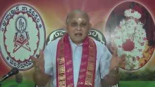 Brahma Sutramulu : Day 35 : CH03 Padam2 : Sutram 39 40 41 : Sri Chalapathirao