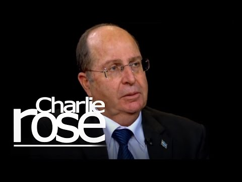 "Israel's Moshe Ya'alon on ""Taking Out"" the ISIS Leader (Oct. 20, 2014) 