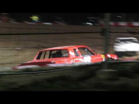 Montpelier Motor Speedway Thunder Car Feature 4-15-2017