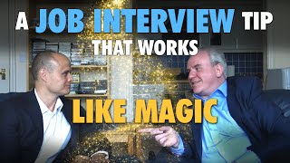 Ian Rowland: A Job Interview Tip That Works Like Magic