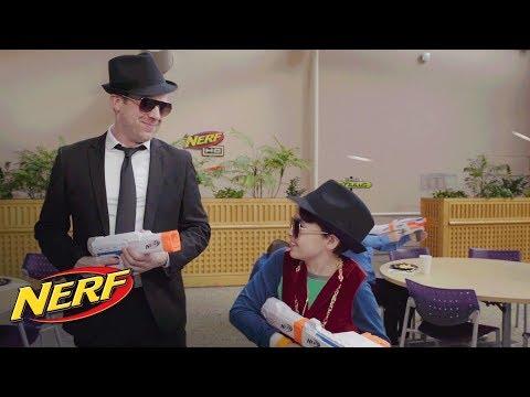NERF - 'Customize & Conquer! w/ The Mediator XL Blaster ft. Mr. Modulus 😎'