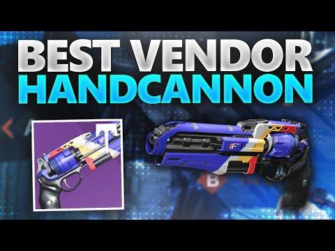 Destiny: YOU NEED THIS GUN! NEW EYASLUNA
