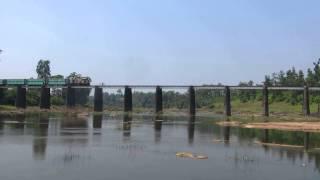 Bilimora Waghai Crossing Ambika River