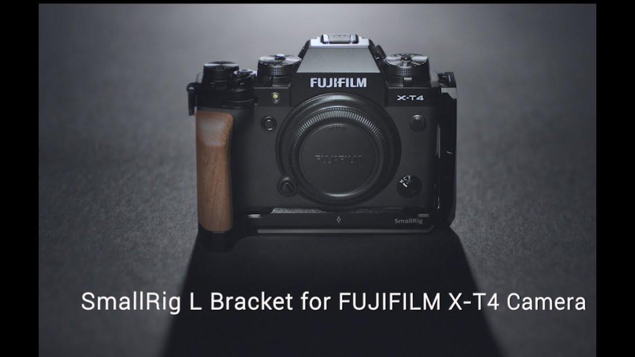 Für FUJIFILM Fuji X-T4 Schnellwechselplatte L Halterung Kamerahalterung DIY RRS
