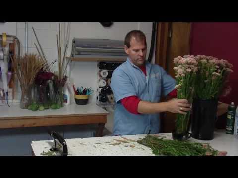 How To Prepare Pink Rice Flower - lwflowers.com