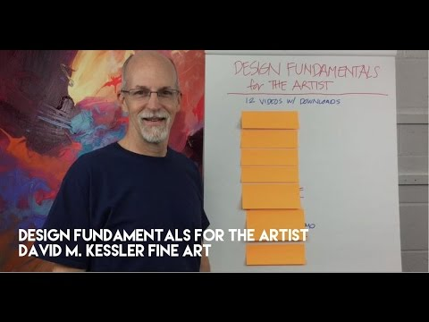 Design Fundamentals for the Artist