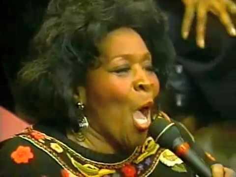 YouTube   DELOIS BARRETT CAMPBELL SINGS  LET GOD ABIDE! OMG