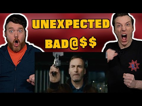 Nobody – Red Band Trailer Reaction